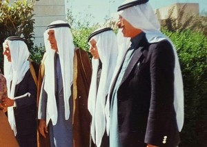Four Head Sheikhs