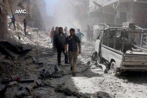 Aleppo, Aug. 15, 2016 2