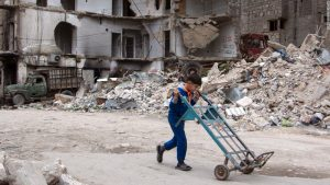 Aleppo, Aug. 15, 2016, 5