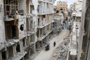 Syrian ceasefire fails, July 7, 2016 2