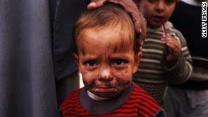 Syria's children Aug. 6, 2016