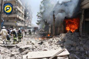 Aleppo, Aug. 6, 2016 1