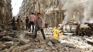Syrian children, Sept. 5, 2016